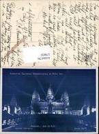 579835,Exposition Coloniale Internationale Paris 1931 Ausstellung Angkor Vue De Nuit - Ausstellungen