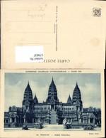 579837,Exposition Coloniale Internationale Paris 1931 Ausstellung Temple D Angkor Tem - Ausstellungen