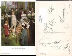 579852,Künstler Ak Ferd. Leeke Richard Wagner Die Meistersinger Sage Pub M. Munk 984 - Märchen, Sagen & Legenden