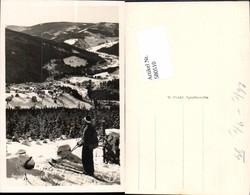 580510,Spindlermühle Spindleruv Mlyn Ski Skifahrer - Slowakei