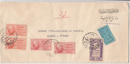 Syria / Airmail / Switzerland / U.N. - Syria