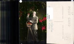 580848,Mann Anzug Korb M. Orangen Obst Früchte - Männer