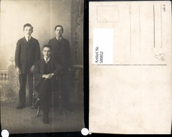 580852,Gruppenbild Mann Männer Anzug - Männer