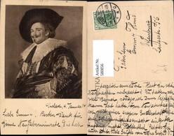 580856,Künstler Ak Frans Hals Der Lachende Kavalier Mann Portrait Hut - Männer