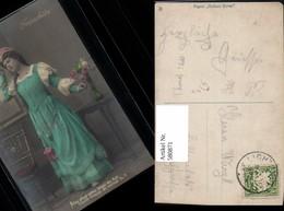 580871,Frau Freischütz Kleid Mode Kostüm Spruch Pub PH 4378/2 - Frauen