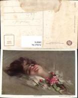 580876,Künstler Ak Jugendstil Philip Boileau Sweetheart Frau Rosen Pub Reintal Newman - Frauen