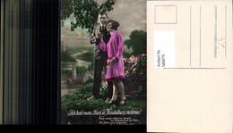 580879,Paar Liebe Händchenhalten Herz I. Heidelberg Verloren Spruch Text Pub PH 5634/ - Paare