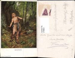 579863,Künstler Ak Ferd. Leeke Richard Wagner Siegfried Sage Pub M. Munk 982 - Märchen, Sagen & Legenden