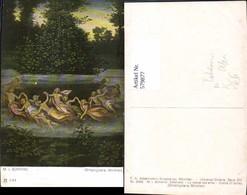 579877,Künstler Ak M. V. Schwind Elfentanz Tanzende Elfen Fabelwesen Pub F. A. Ackerm - Märchen, Sagen & Legenden