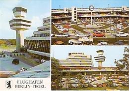 Berlin - Flughafen Tegel (985) - Tegel