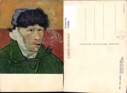 579890,Künstler Ak Van Gogh L Homme A La Pipe Mann Pfeife Rauchen - Ansichtskarten