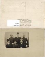 579895,Rauchen Männer Soldaten Uniform Zigarette - Ansichtskarten