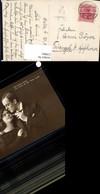 579901,Rauchen Brennende Liebe Paar Zigarette Spruch Pub RPH 3301/3 - Ansichtskarten