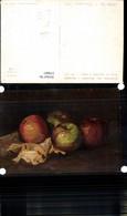 579907,Künstler Ak Achille Funi Natura Morta 1944 Obst Äpfel Stillleben Essen - Küchenrezepte