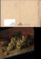 579917,Künstler Ak A. Giesler Früchtestillleben Weintrauben Stillleben Essen Pub Prim - Küchenrezepte