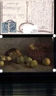 579925,Künstler Ak Franziska Bleicher Quitten Stillleben Essen Pub Theo Stroefer Münc - Küchenrezepte