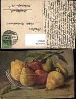 579928,Künstler Ak Birnen I. Schale Stillleben Essen - Küchenrezepte