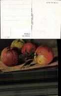 579934,Künstler Ak Obst Äpfel Stillleben Essen Pub A.S.M. 311 Imita - Küchenrezepte