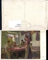 579935,Künstler Ak G. A. Hessl Mittagessen Essen Pub B.K.W.I. 1758 - Küchenrezepte