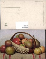 579938,Stillleben Essen Korb M. Äpfel Birnen Obst - Küchenrezepte