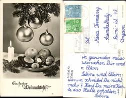 579939,Stillleben Essen Nüsse Äpfel I. Schale Weihnachten Kerze - Küchenrezepte