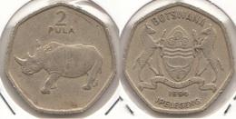 Botswana 2 Pula 1994 KM#25 - Used - Botswana