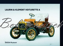 8-1174 CZECH REPUBLIC Cca 2010 - Oldtimer Laurint & Klement Typ A Voiturette A ( 1905-1907)  Skoda Muzeum - Voitures De Tourisme
