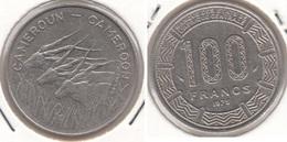 Camerun 100 Francs 1975 KM#17 - Used - Camerun