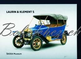 8-1175 CZECH REPUBLIC Cca 2010 - Oldtimer Laurin & Klement S ( 1911-1916 )  Skoda Muzeum - Voitures De Tourisme