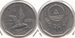 Capo Verde 20 Escudos 1994 KM#30 - Used - Cape Verde