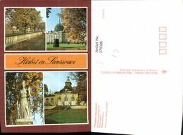 579328,Mehrbild Ak Potsdam Schloss Sanssouci Neues Palais Neue Kammern Sandsteinplast - Deutschland