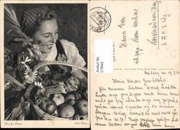 579942,Fotokunst Erich Bauer Reiche Ernte Essen Frau Pub Walter Flechsig Verlag 38/40 - Küchenrezepte