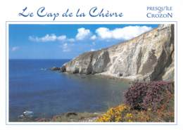 LA PRESQU ILE DE CROZON Le Cap De La Chevre Les Falaises Hautes De 100 Metres 14(scan Recto-verso) MA1122 - Crozon