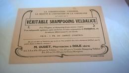 BUVARD Veritable Shampooing VELDALICE - Parfums & Beauté