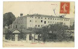 CPA 63 AMBERT L'HOSPICE - Ambert