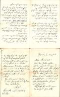 579362,Brief 1903 Eppenstein Weißkirchen Bezug Fam. Hermentin U. Kopetzky - Ansichtskarten