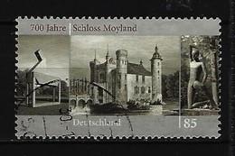 BUND Mi-Nr. 2602 - 700 Jahre Schloss Moyland, Bedburg-Hau Gestempelt (5) - Gebraucht