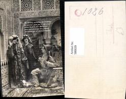 580039,Foto Ak Sevilla Schauspieler Spruch Text Theaterszene Theater - Ansichtskarten