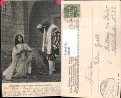 580040,Margarethe Szene Gebet Goethe Faust Theaterszene Theater - Ansichtskarten