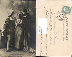 580042,Faust VIII Szene Goethe Theaterszene Theater - Ansichtskarten