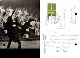 580043,Goetheanum Dornach Faust II Theaterszene Theater - Ansichtskarten
