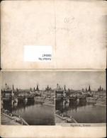 580047,Russia Moskau Moscow Kreml Russland Stereo Ak Stereokarte - Russland