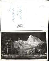 580382,Foto Ak Bühnenbild Grüner Ball 1953Theaterszene Theater - Ansichtskarten