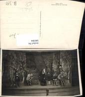 580384,Foto Ak Bludenz Theaterszene Theater - Ansichtskarten
