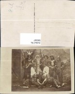 580387,Graz Gruppenbild Schauspieler Kostüme Theaterszene Theater - Ansichtskarten