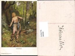 580390,Künstler Ak Ferd. Leeke Siegfried Richard Wagner Oper Theater Theaterszene Pub - Ansichtskarten
