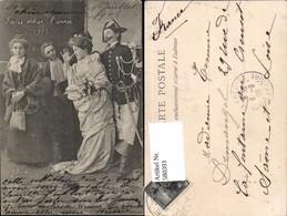 580393,Faites Entrer L Annee 1903 Theater Theaterszene - Ansichtskarten