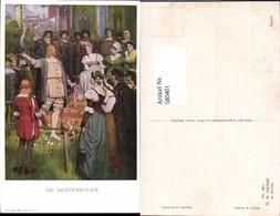 580401,Künstler Ak Ferd. Leeke Die Meistersinger Richard Wagner Theater Theaterszene - Ansichtskarten