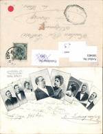 580403,Gesellschaft Karl Spacek Wiener Lied Opernsänger Oper - Ansichtskarten