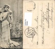 580405,Küry Klara Opernsänger Oper - Ansichtskarten